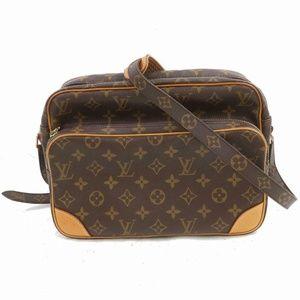 💯 Auth Louis Vuitton  Nile Monogram Crossbody Bag
